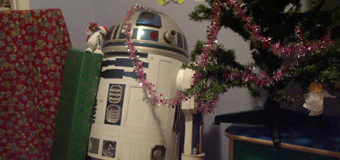 Making 2007 A Star Wars Christmas