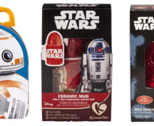 Star Wars Easter Egg Line-Up at The Warehouse