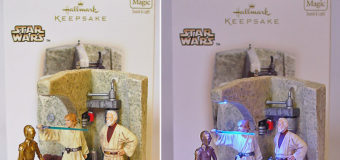 Store Report – Hallmark Ornaments