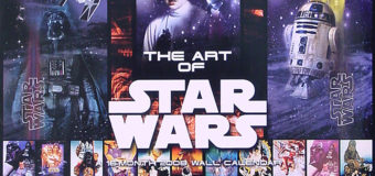 Quick Review – 'Art of Star Wars' 2008 Calendar