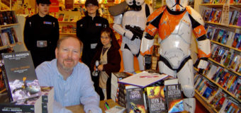 Kevin J Anderson Book Signings