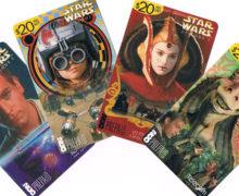 Telecom Star Wars Phone Cards (1999)