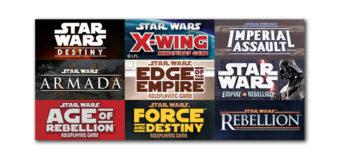Star Wars Fantasy Flight Games at NZ Game Shop