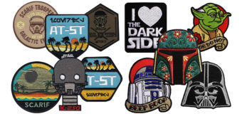 Star Wars Patches and Pins