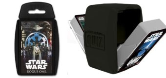 New Top Trumps Star Wars sets