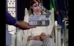 Carrie Fisher, Princess Leia, 1976