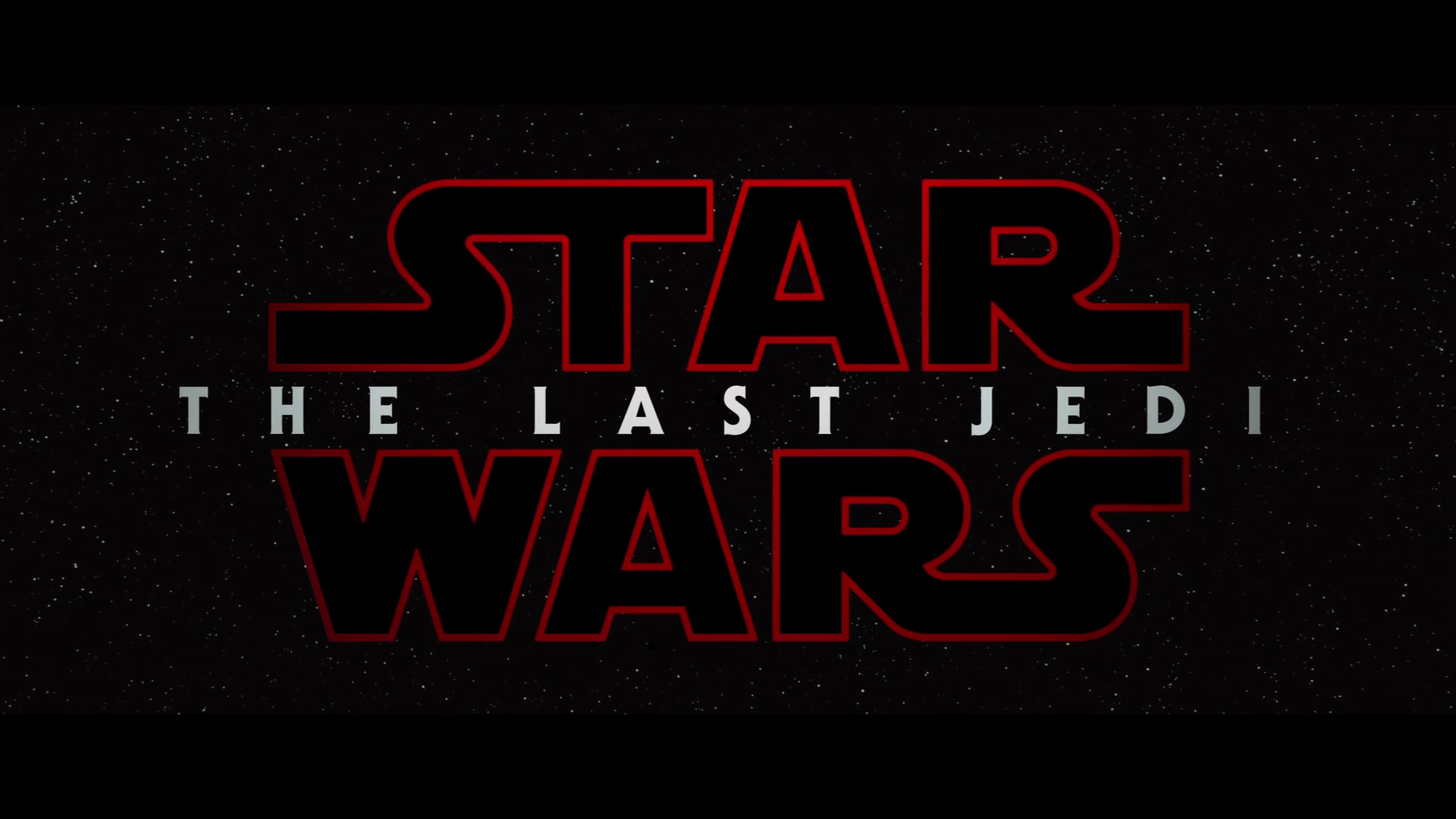 Episode 8: The Last Jedi Teaser Trailer