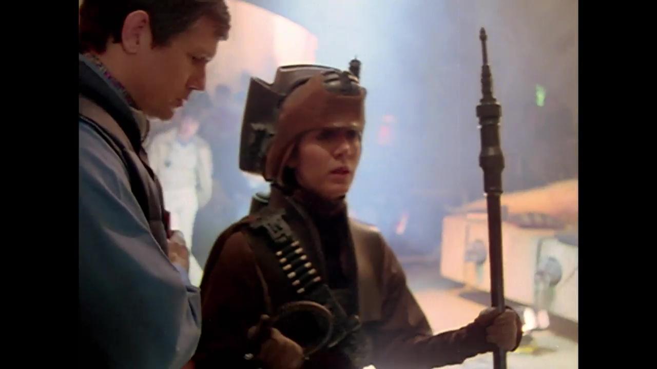 Carrie Fisher, Princess Leia, Return of the Jedi