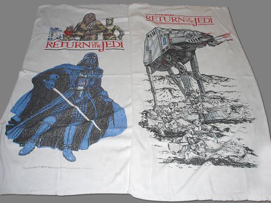 Bing Harris Sargood ROTJ towel