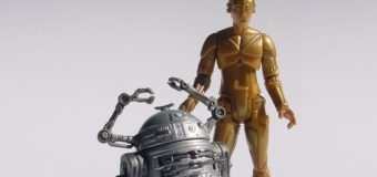 Figures of the Month – Concept R2-D2 and C-3PO
