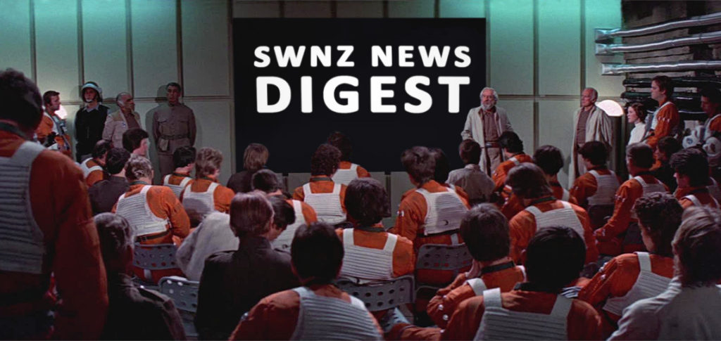 SWNZ News Digest – 02 October 2018