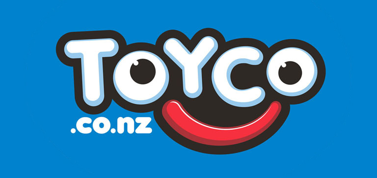 ToyCo toy store, online shopping
