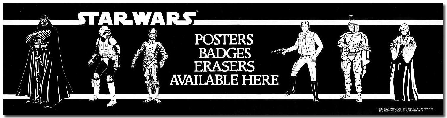 Bing Harris Sargood advertising banner