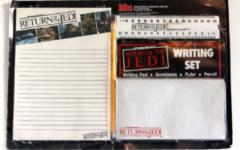 Bing Harris Sargood ROTJ writing set