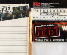 Bing Harris Sargood Star Wars Products