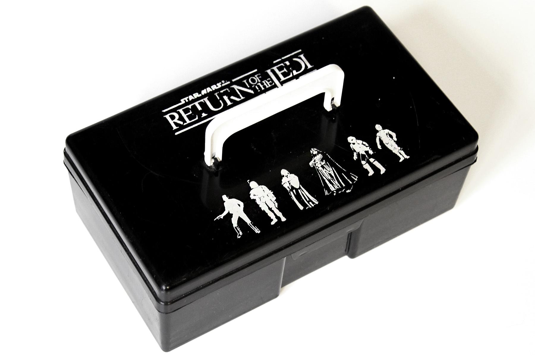 Bing Harris Sargood ROTJ lunchbox