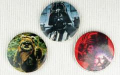 Bing Harris Sargood ROTJ badges
