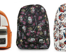 Star Wars Backpacks from Loungefly