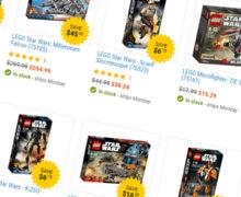 Star Wars Lego On Sale