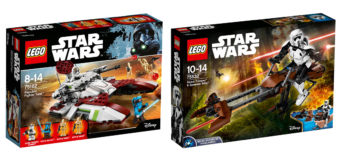 Latest Star Wars Lego Available to Preorder