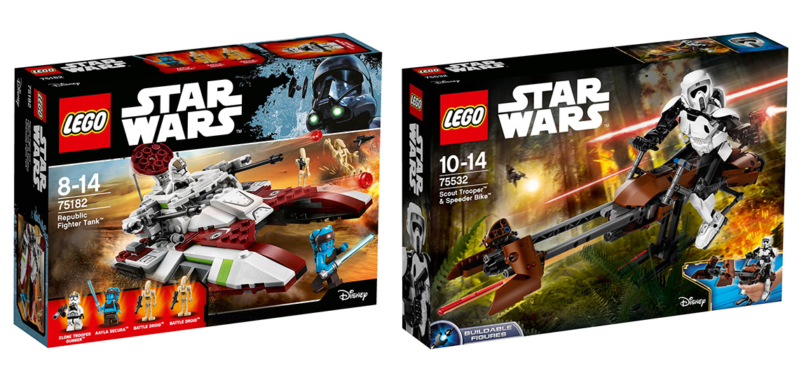 Latest Star Wars Lego Available to Preorder - SWNZ, Star Wars New ...