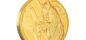 Chewbacca Coin from NZ Mint