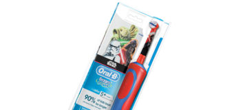Kid's Star Wars Electric Toothbrush