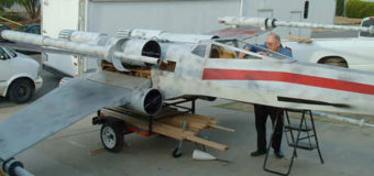 Around the Web – Rocket-powered X-wing