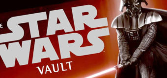 Book Launch – The Star Wars Vault