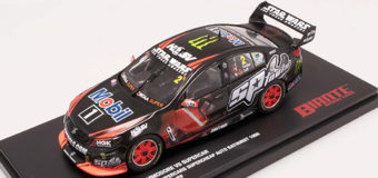 Star Wars Holden Racing Scale Models