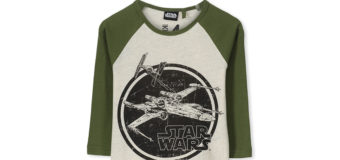 Kid's Space Battle Raglan Shirt
