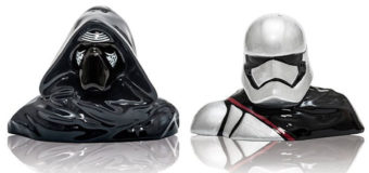 Kylo + Phasma Salt & Pepper