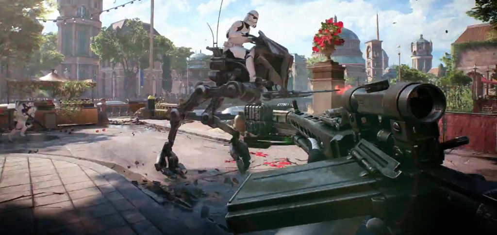 Battlefront II Gameplay Trailer