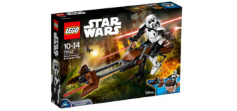 Latest Star Wars LEGO at Toyco