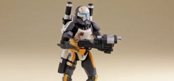 Figure of the Month – Scorch, Republic Commando