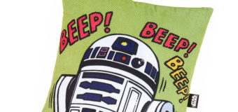 R2-D2 Cushion on Sale at Farmers