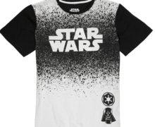 New Star Wars Logo T-Shirt at K-Mart