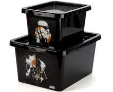 Star Wars Storage at Mighty Ape