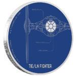 TIE Fighter Coin