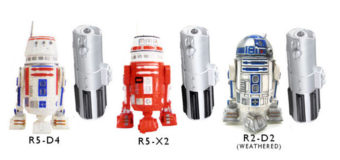 New Remote Droids from TOMY