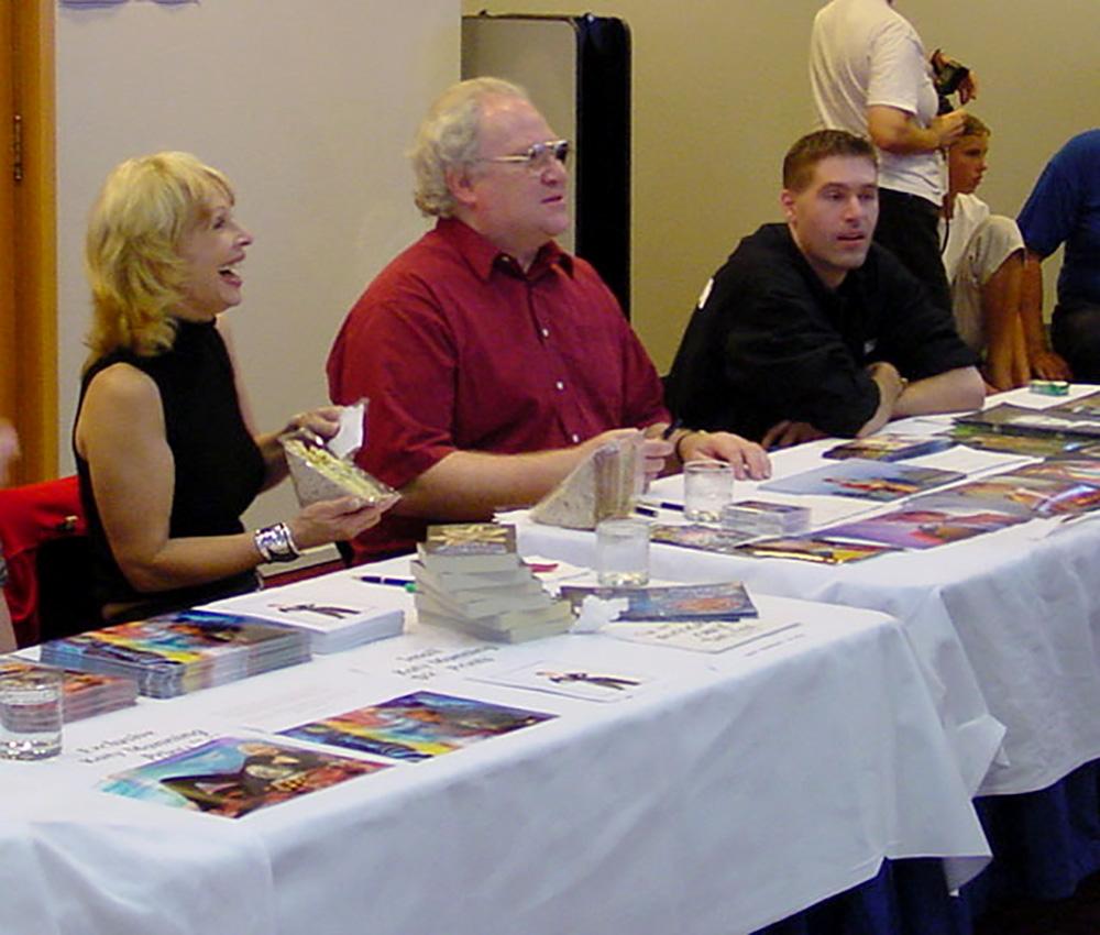 Auckland Armageddon 2001, Colin Baker