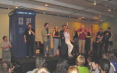 Auckland Armageddon 2001, Teryl Rothery and Celebrity Guests