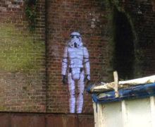 Street Art: The Stormtrooper Project