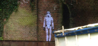 Street Art: The Stormtrooper Project