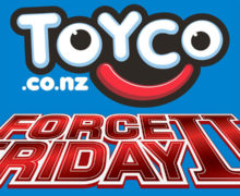 Force Friday II Midnight Opening at Toyco
