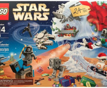 Star Wars Lego Advent Calendar 2017