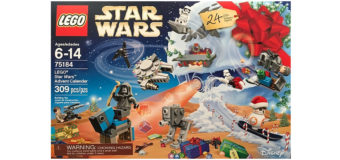 Star Wars Lego Advent Calendar 2017