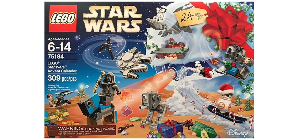 star wars lego advent calendar 2017 swnz star wars new zealand