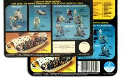 Vintage Toltoys NZ 48-Back Action Figure Cardback