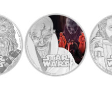 NZ Mint Interview and The Last Jedi Coin Reveals